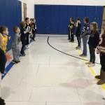 "Kindergarten students ""hop"" for muscular dystrophy"