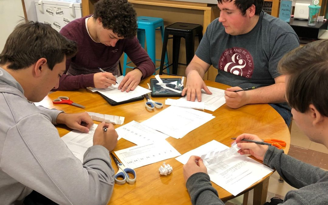 AP Computer Science students get back to basics