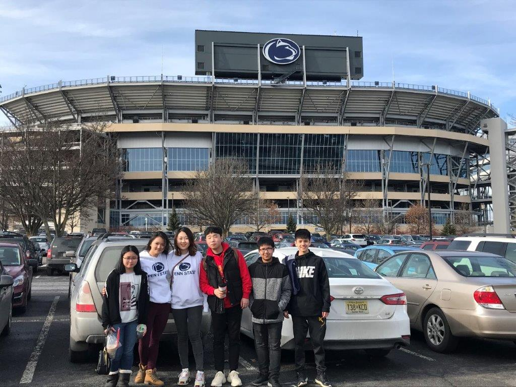Field Trip to Penn State University