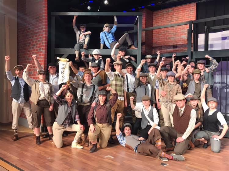 """Newsies"" is coming soon!"