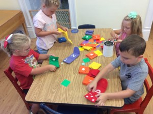 St. Leo's Catholic School prepares for Kindergarten!
