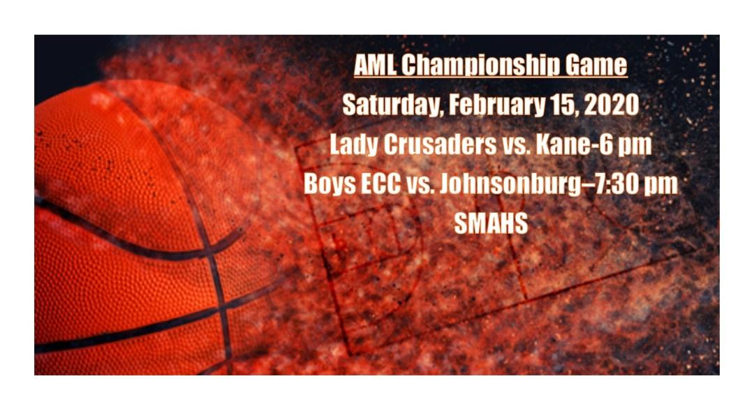 Crusader Basketball advances to AML Championship Game!