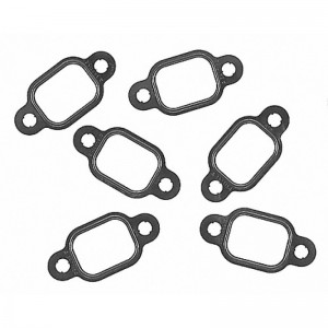 Exhaust Manifold Gasket Fore 6.6L Duramax 01-11 (Complete Set)