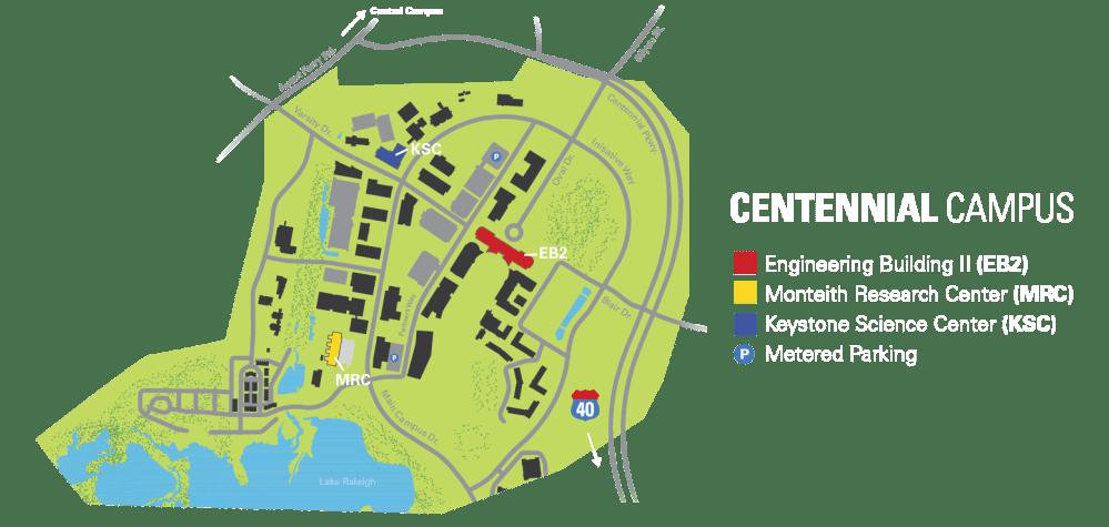 medium resolution of centennial campus map