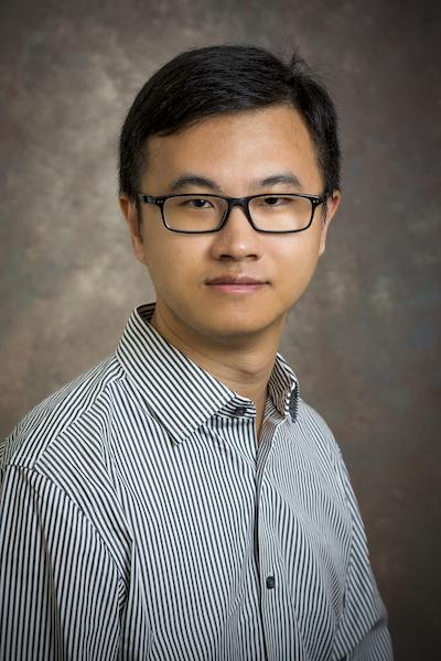 Xiugang Wu headshot