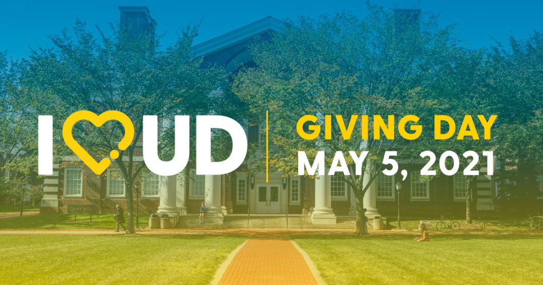 I Heart UD Day