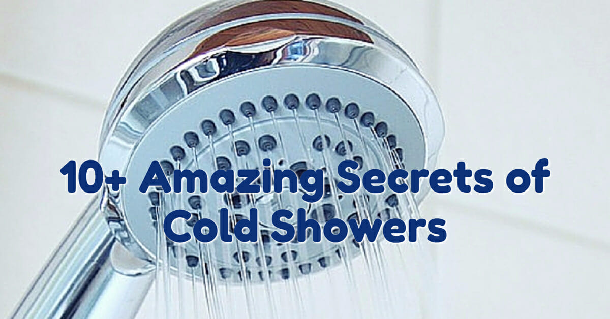 10 Amazing Secrets Benefits of Cold Shower You Must Know