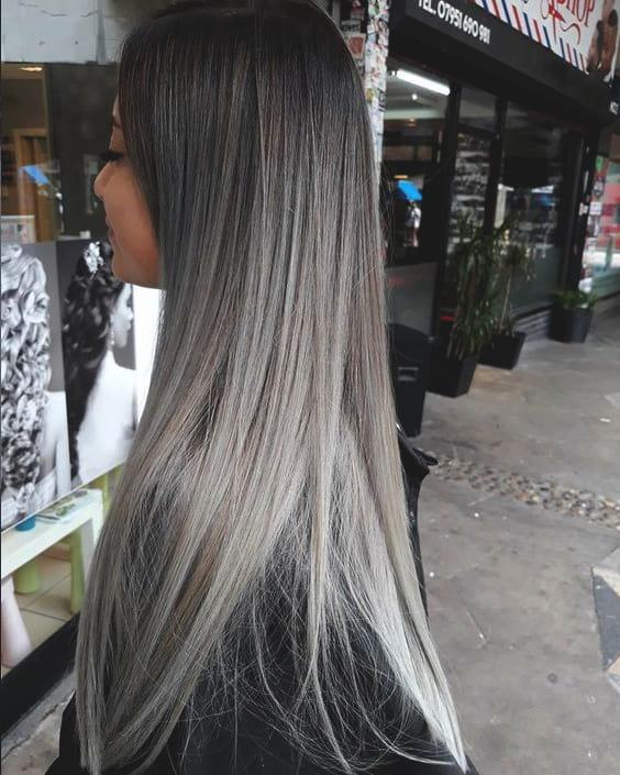 2019 coolest hair color