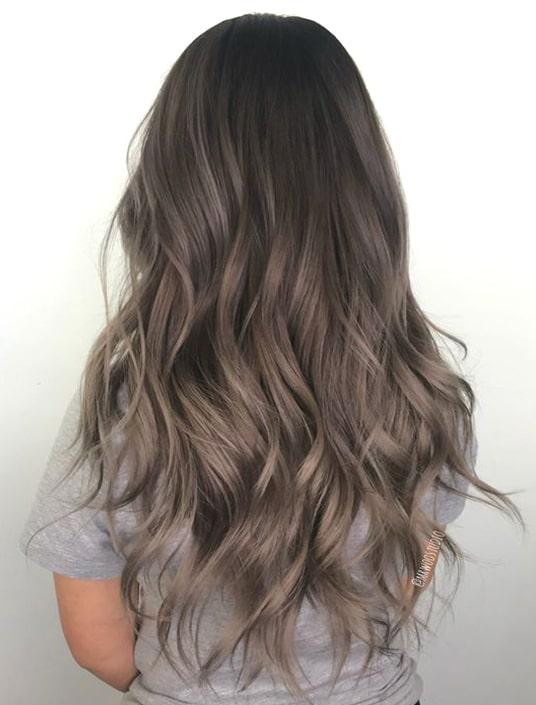 72 brunette hair color