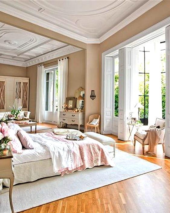 french bedroom design idea min ecemella