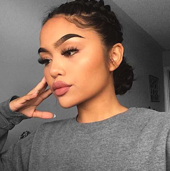 Protective Bun Hairstyles For Black Women In Summer 2019 Ecemella