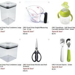 Oxo Kitchen Utensils Aid Pans Thehut商城oxo厨房用品专场 促销满减活动正式开启 让你的厨房high翻天 折扣码 Spring