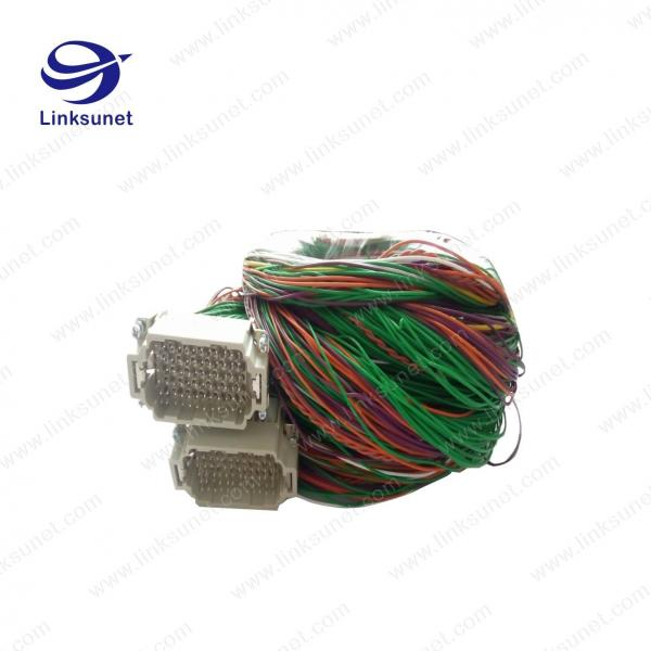 hight resolution of buy cheap harting han industrial wire harness 09160723001 four point 72 pin connector from wholesalers