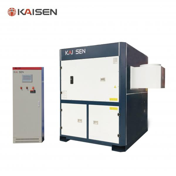 Self Cleaning Dust Collector