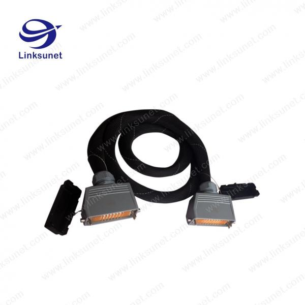 medium resolution of odu 185p four point industrial wire harness module splicing 185 423 000 270 000 of industrial wire harness