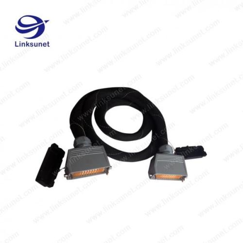 small resolution of odu 185p four point industrial wire harness module splicing 185 423 000 270 000 of industrial wire harness