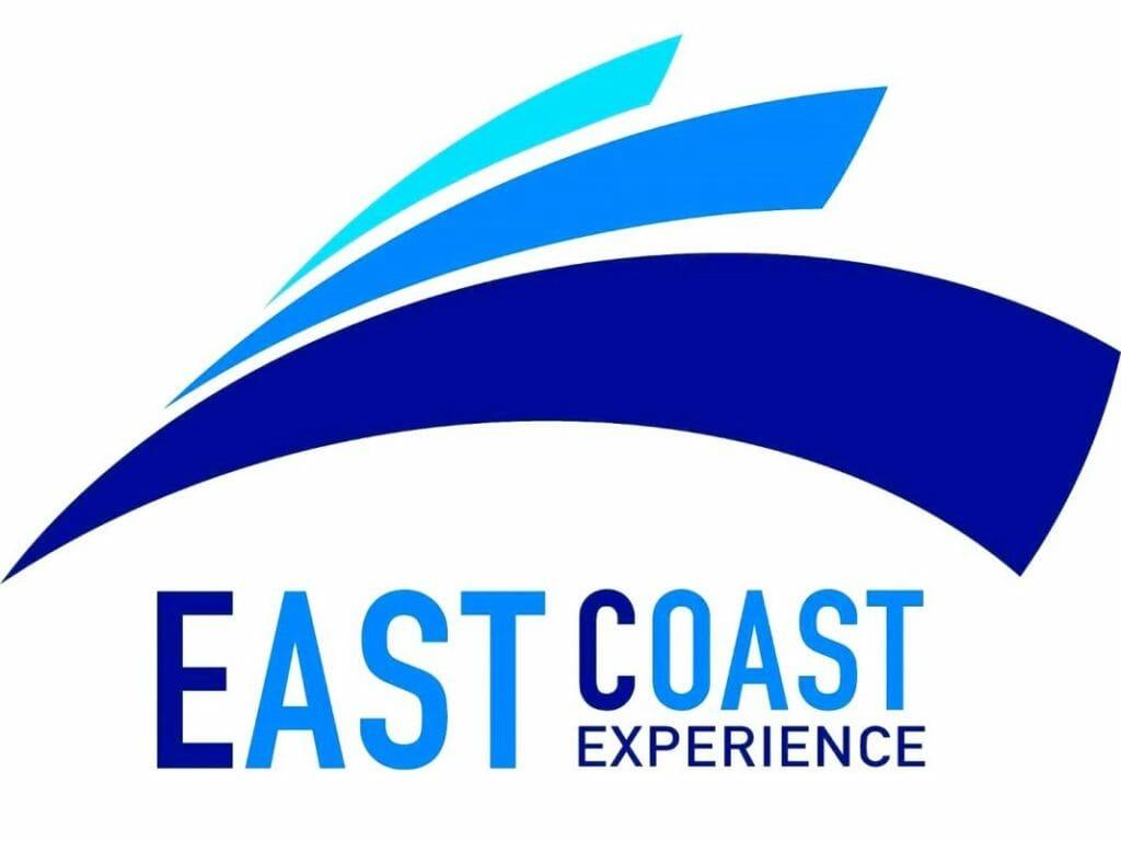 logo eastcoastexperience rimini barca vela motore