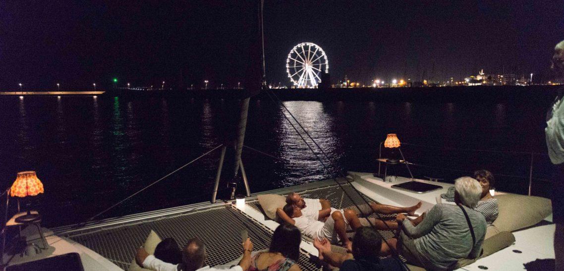 Cena in Barca sotto le stelle con Chef a bordo