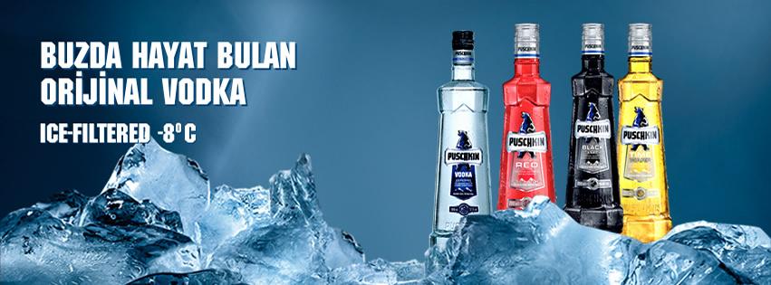 puschkin votka