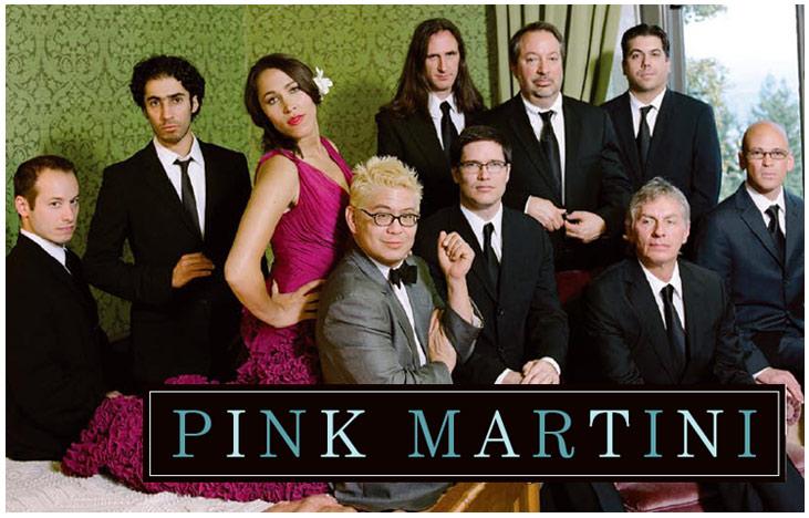 pinkmartini