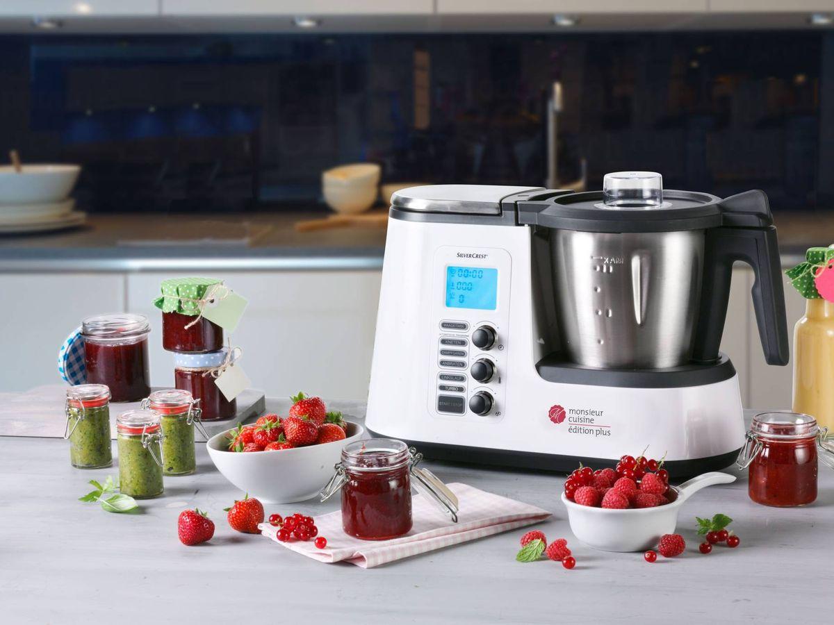 lidl rebaja el robot de cocina