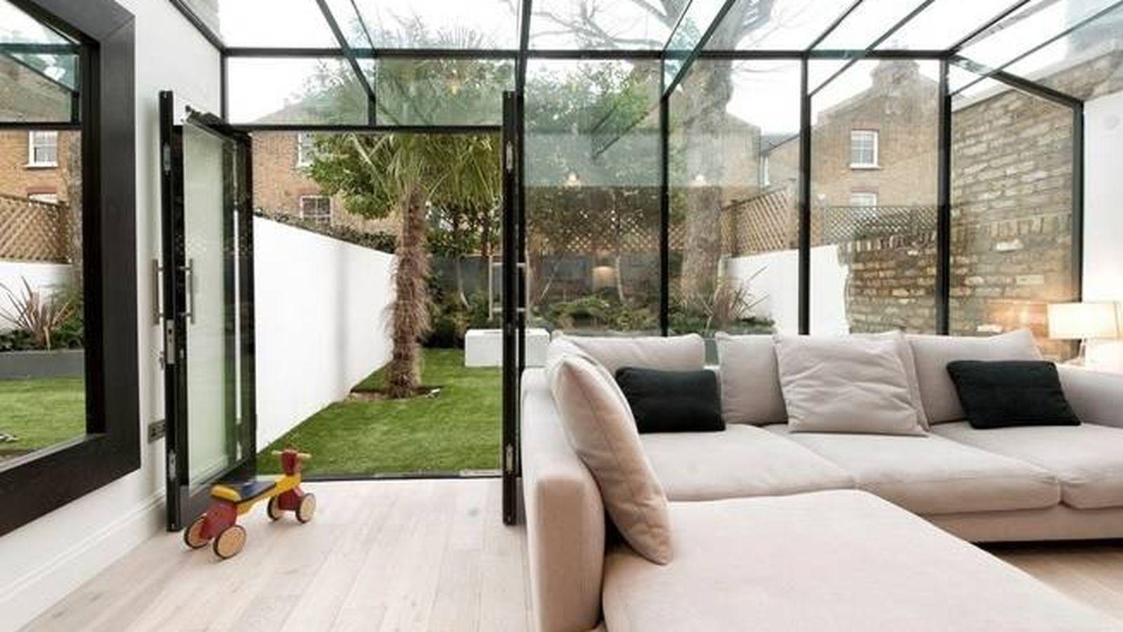 Decoracin Cerramiento de terraza o un patio exterior