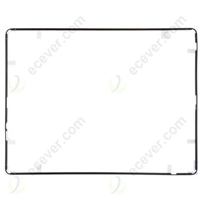 iPad 2/3/4 Plastic Frame with Adhesive Sticker for Touch
