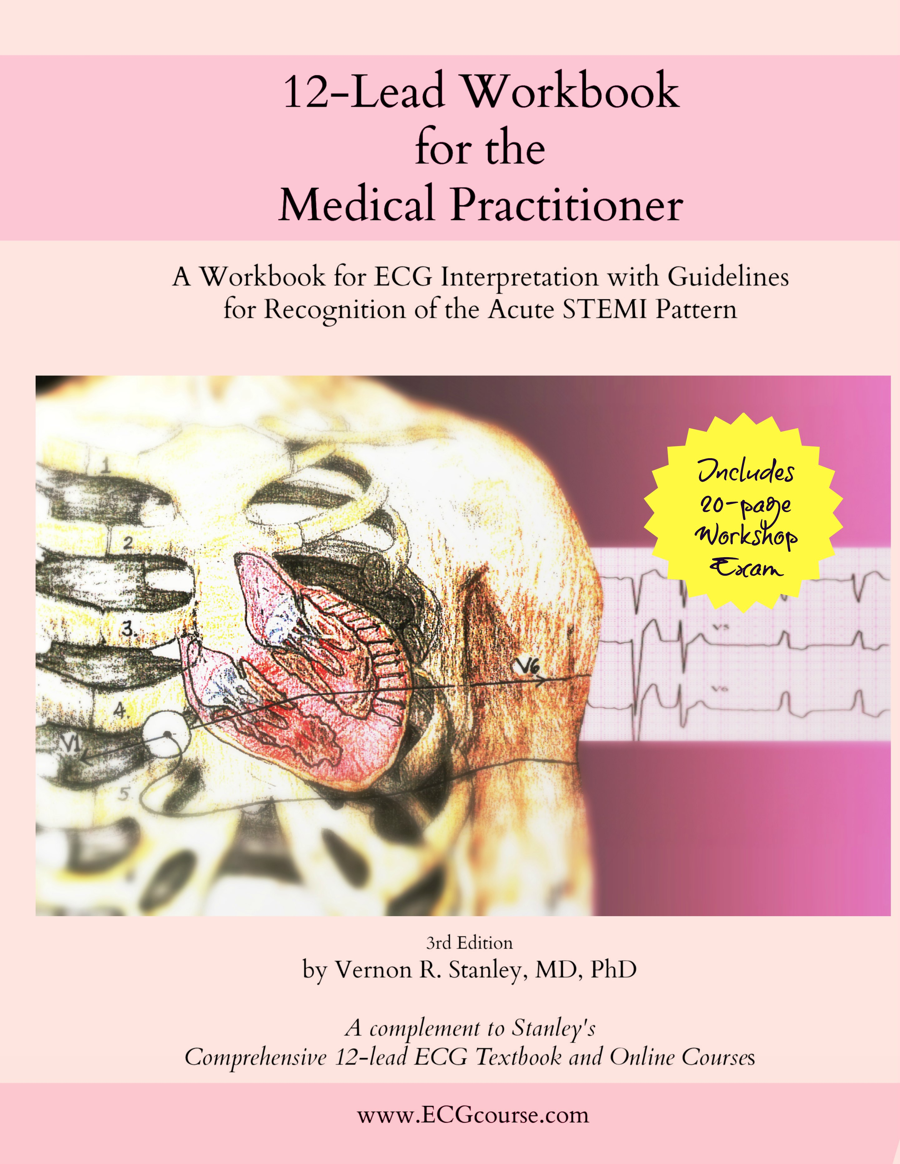 12 Lead Workbook For The Medical Practitioner