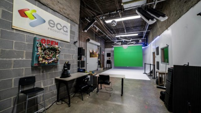 Atlanta Production Studio Rental