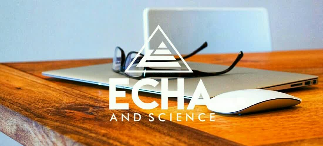 Iconic logo - Echa & Science Inc.