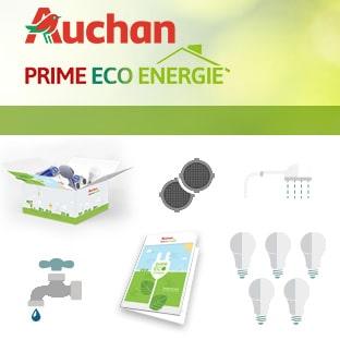 kit eco energie auchan gratuit