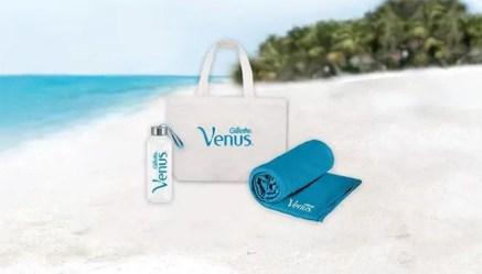 Tentez de gagner votre kit yoga Gillette Vénus