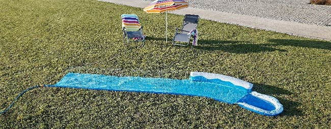 promo gifi tapis de glisse avec jet d