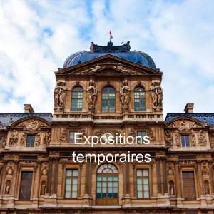 expo temporaires