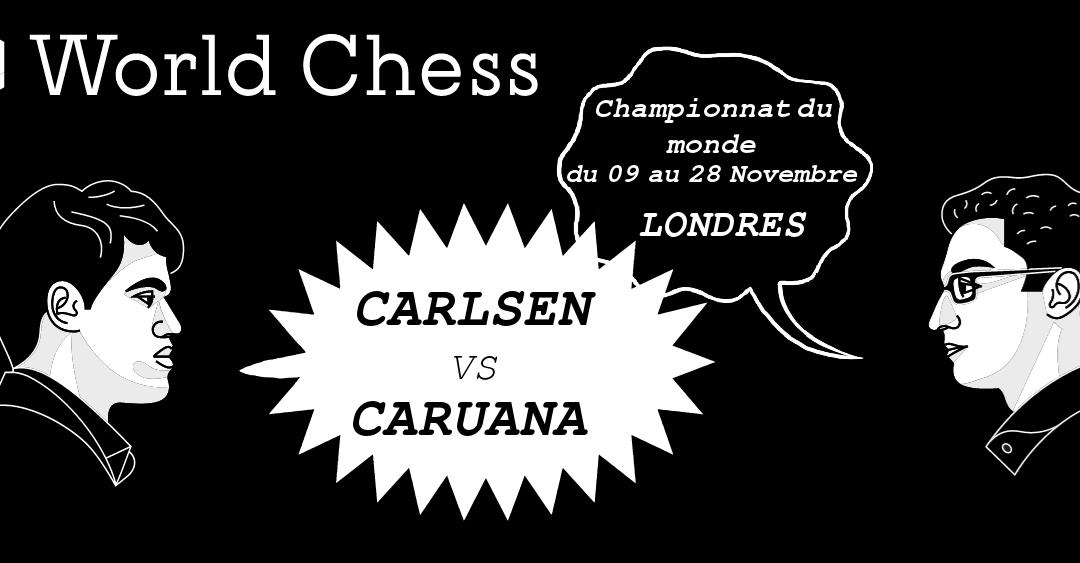 WCC2018 – Carlsen-Caruana