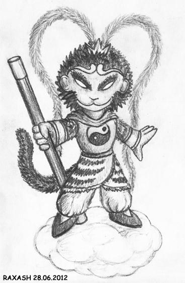 14 Monkey King 002