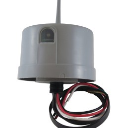 for outdoor and area lighting luminaires without 7 pin receptacle [ 1200 x 1600 Pixel ]