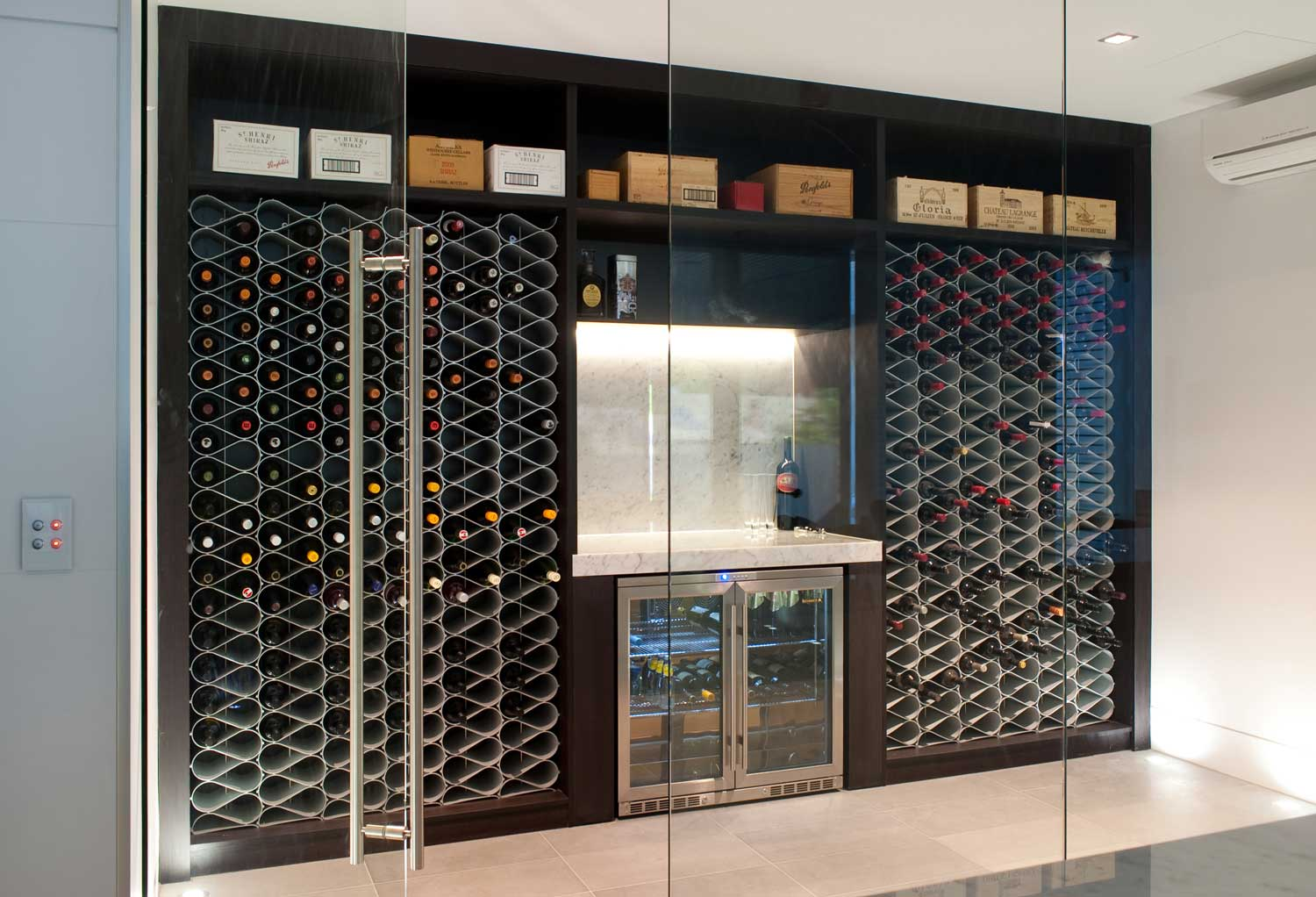 Wine Racks for Custom Cellars and Bespoke Kitchens  Kits