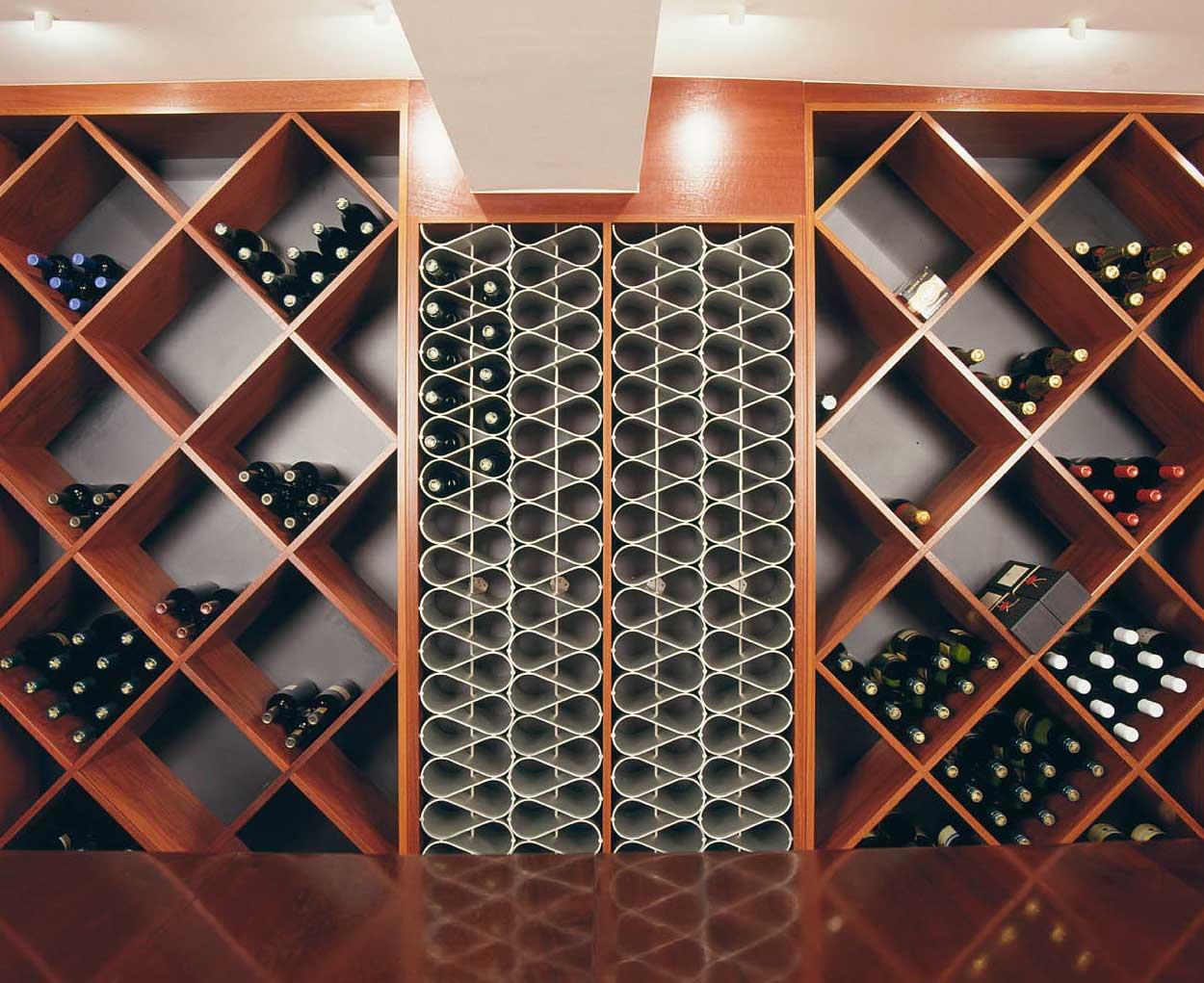 kitchens to go aqua kitchen utensils wine racks for custom cellars | rack bespoke ...