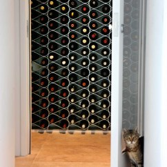 Built In Wine Rack Kitchen Cabinets French Table Racks For Custom Kitchens & Cellars | ...