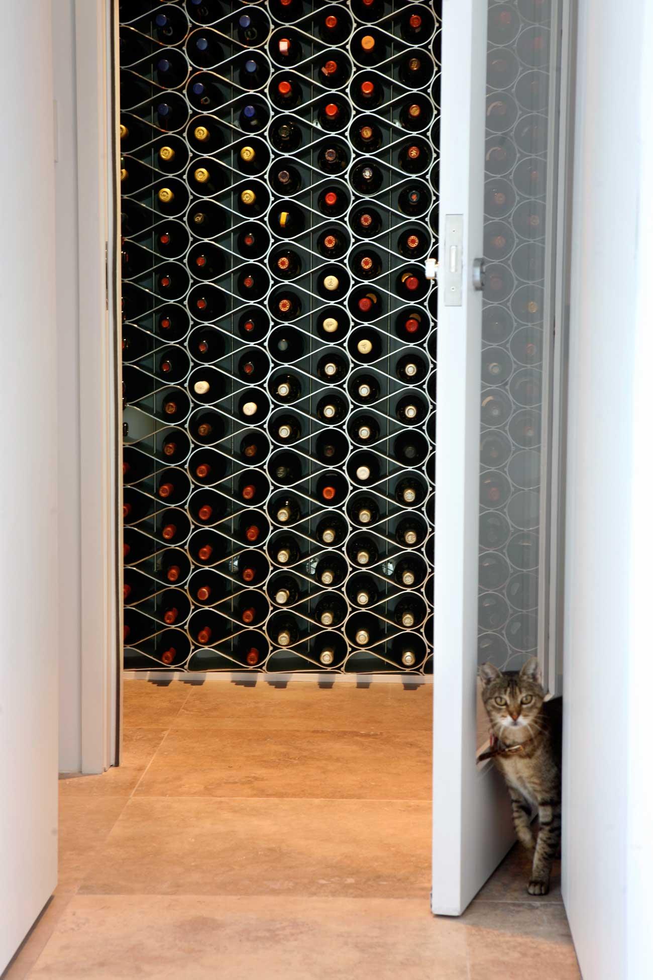 Wine Racks for Custom Kitchens  Cellars  Wine Rack