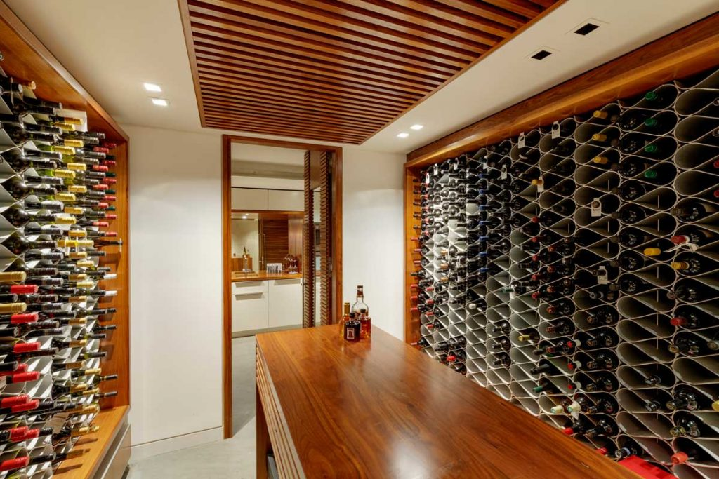 kitchen cabinets stores outdoor faucet wine racks for custom cellars | rack bespoke ...