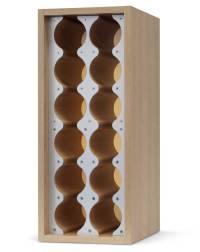 Wine Rack inserts for kitchen cabinet | Brass wine rack ...