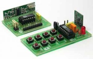 RF Remote Based Industrial Control Systems