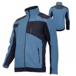 jacheta albastru-negru