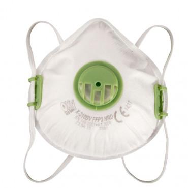 masca protectie praf ergonomica FFP3