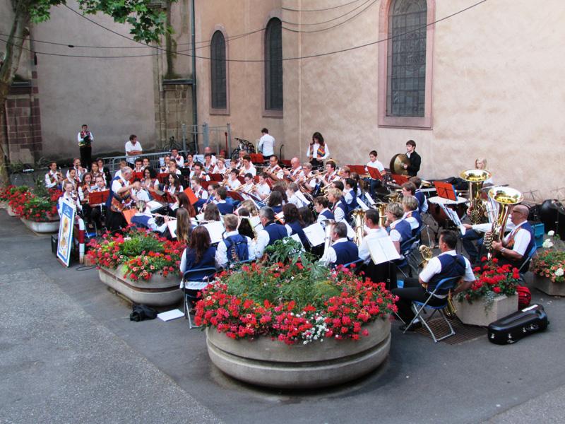 Mélange Ensemble des Jeunes et Harmonie
