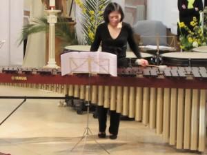 Ryoko Kondo-Bille professeur de l'Eveil Musical