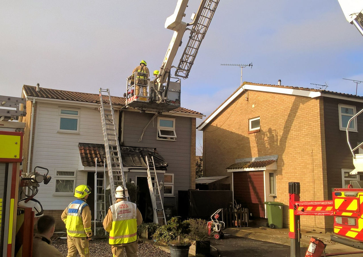 small resolution of fuse box sparks fire at two homes