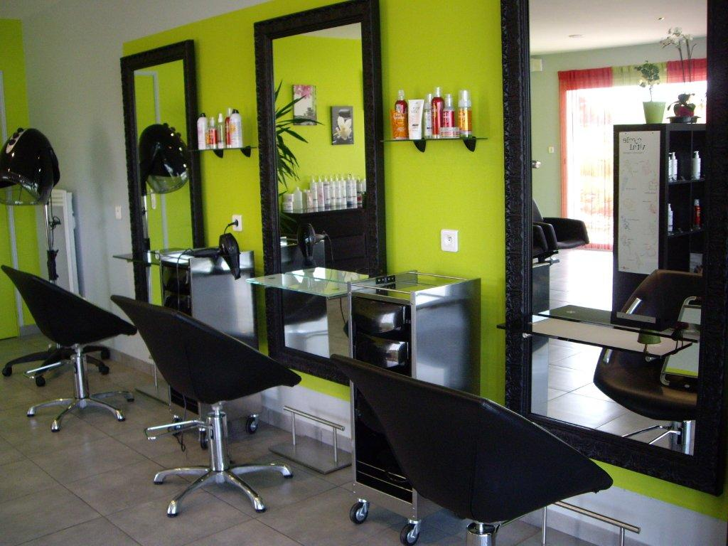 Emejing Salon De Coiffure Ultra Moderne Gallery - House Design ...